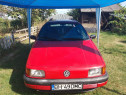 VW Passat 1,9D cu remorca monoaxa Padis 501