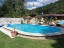 Set complet piscina Hobby Pool din otel 1500x500x150