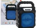 Boxa Portabila bluetooth functie auxiliara si USB player MP3