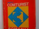 Carte cu cărți poștale mici Agenția Comturist Romania 1970