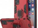 Husa telefon Plastic Apple iPhone 12 Pro 6.1 antishock Red