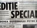 Ediţie specială, supliment băşcălios al rev Luceafărul 1990