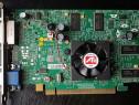 Placa video ATI FireGL V3100 PCIe vintage colectie