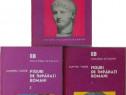 Carte de istoria romei antice imparati, 3 volume