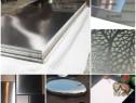 Tabla inox 0.3mm lisa mata semilucioasa 2B foaie aluminiu