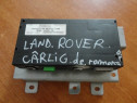 Can-Bus carlig de remorcare Land Rover 2010