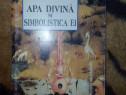Apa divina si simbolistica ei - Patricia Hidiroglou