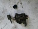Broasca cu butuc + cheie capota fata Ford Focus 98-2004