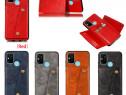 Husa Samsung Galaxy A21s Husa Card Holder PU+TPU U01228103