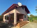 Casa 100 mp + teren cu livada 1000 mp la 20 km de Bucuresti