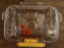 Carcasa subacvatica cu garnitura proiecte arduino DIY