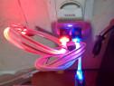 Cablu miccro usb iluminat