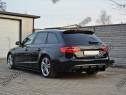 Difuzor bara spate Audi A4 B8 Avant FL 2011-2015 v2