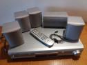 Sistem Home Cinema Schneider dvd mp3