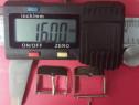 Catarame pentru curele de ceas de 12 si 16mm