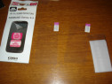 Folie OXO telefon Samsung Galaxy S4 S5 S6 edge iphone 5 6