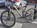 Bicicleta CANYON Nerve AL, mărime cadru M