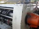 Mașină de confecționat cutii echipam. pretăiere și imprimare
