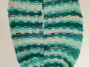 Fulare tricotate crosetate hand made Cadou Craciun Sarbatori