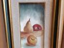 Tablou cu pictura in ulei pe panza 29 x 44