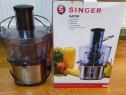 Storcator legume/fructe Singer SJE 700
