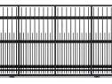 Poarta glisanta din teava profilata GP180 1870X4000
