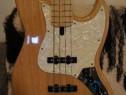 Chitara J-bass activ/pasiv cu 4 corzi Marcus Miller V7 Swamp