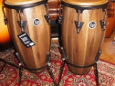 "Set congas LP LPA647B-SW 11""+12""Conga Set II"