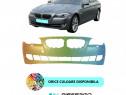 Bara fata BMW F10 F11 VOPSITA Negru/Albastru/Argintiu/Alb