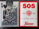Fournier 505 carti de joc marcate insemnate masluite