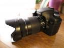 Canon EOS 7D + Obiectiv Canon EF-S 18-135mm f/3.5-5.6