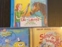CD -uri in limba germana pentru copii