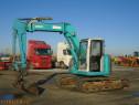 Midiexcavator Kobelco SK75
