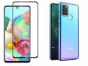 Husa Silicon + Folie Sticla Samsung M11 M21 M31 M31S M51 -