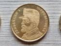 3 monede de 50 de bani cu Ferdinand I și Revoluția din 1989