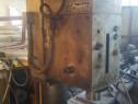 Masina de gaurit cu coloana+ menghina adaptoare si burghiuri