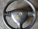 Volan Mercedes A Class w169 complet cu airbag
