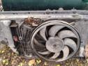 Electroventilator Ventilator radiator, Peugeot 206