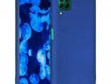 Husa telefon Silicon Huawei P40 Lite Liquid Blue