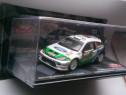 Macheta Ford Focus RS WRC 04 Raliu Monte Carlo 2005 - 1/43