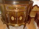 Consola amoras/masa perete cu oglinda,vintage/antic,mobila