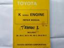 Manual reparatii motoare Toyota seria K (2K, 3K-C, 3K-H, 4K,