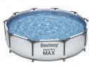 Piscina cu cadru metalic Bestway Steel Pro MAX™ 56418
