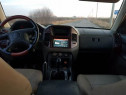 Interior Mitsubishi Pajero 2003 (piele, scaune incalzite)