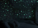 Set 30 Stelute Univers pentru copii, stele decor pe tavan