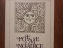 Poeme nordice - Dumitru Stancu, autograf / R5P3S
