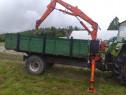 Remorcă tractor