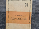Carte veche i brucar psihologie