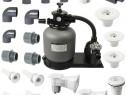 Kit (kituri) filtrare piscine beton cu liner PVC volum 75mc