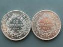 Monede 10 franci 1965,66,67,68,69,70